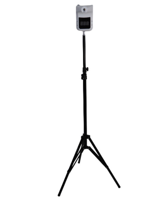 Shown with Optional TriPod Stand