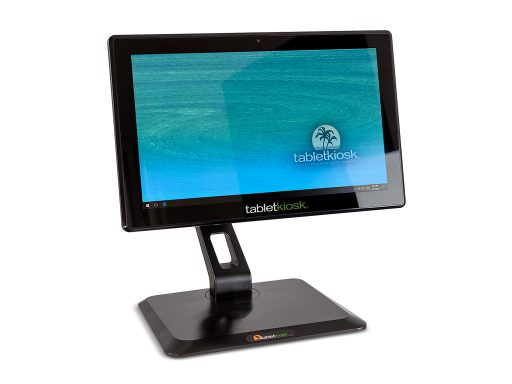 c170T commercial tablet on included stand