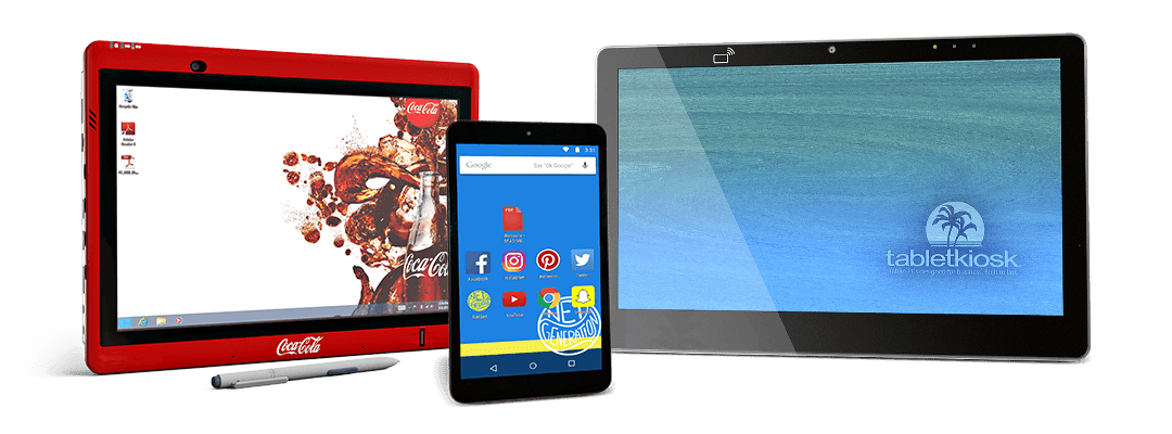 Custom OEM and Branded Tablets for your company