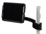 Shown with Optional Cambro Mounting Arm