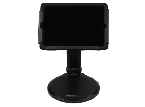 Shown on Optional Swivel Stand - iPad not included
