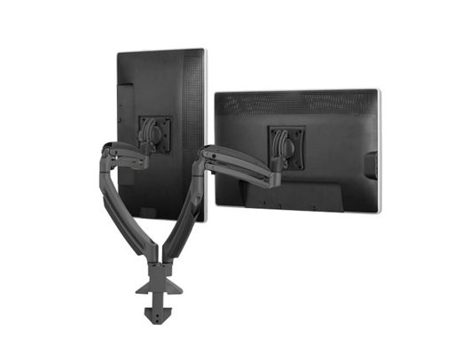 Chief K1D220 Dynamic Dual Monitor Desktop Mount