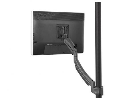 Chief K1P120 Single Monitor Pole Mount