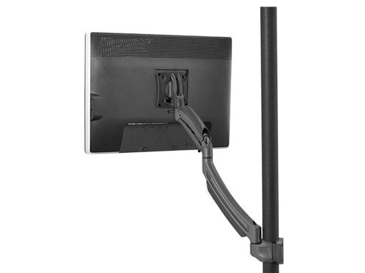 Chief K1P120 Single Monitor Pole Mount
