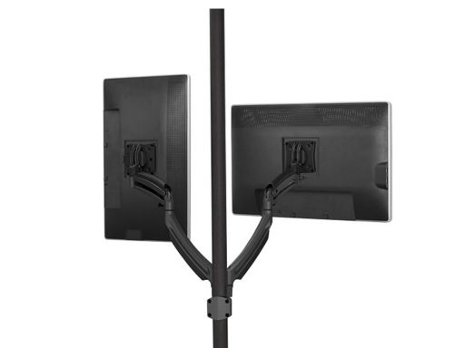 Chief K1P220 Dual Monitor Pole Mount