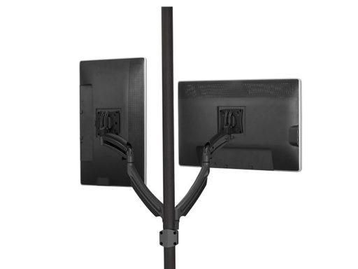 Chief K1P220 Dual Monitor Pole Mount