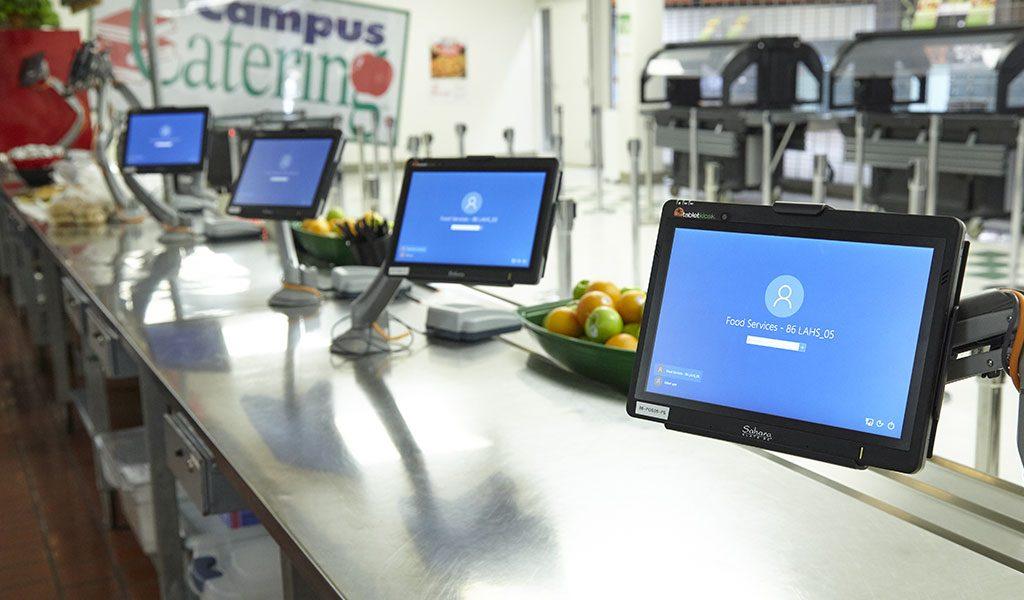Countertop POS Terminals