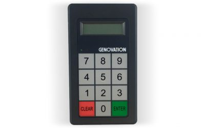 Genovation MiniTerm 908 12-Key Membrane Pin Pad