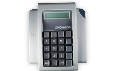 Genovation MiniTerm 910 20-Key Re-legendable Pin Pad