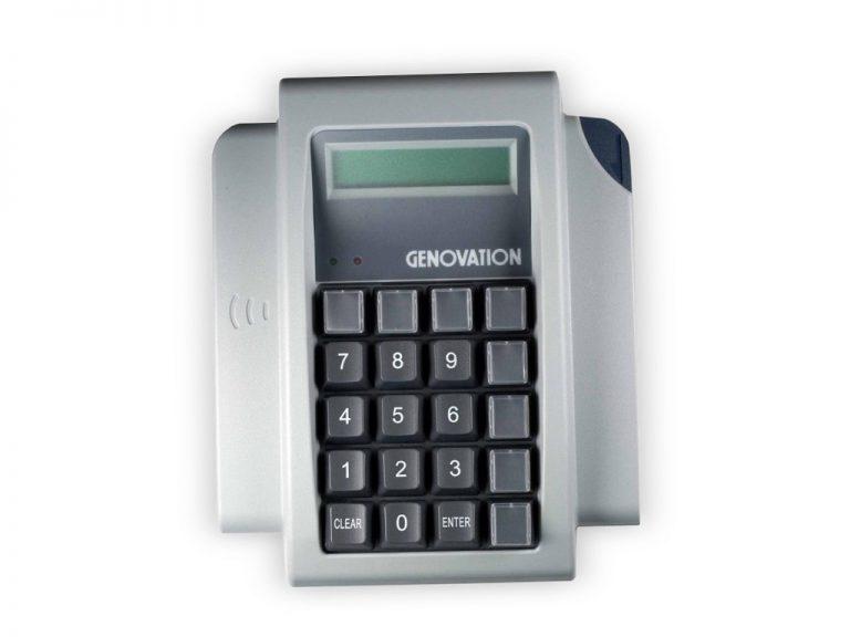 Genovation MiniTerm 910 20-Key Re-legendable Pin Pad