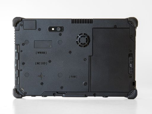 Ares TufTab T11X rugged tablet - back