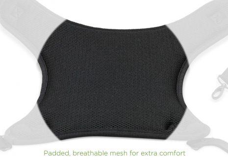 Ares TufTab T11X Shoulder Strap inside mesh