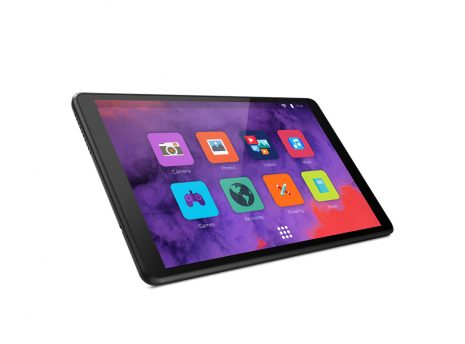 Lenovo Tab M8 HD (2nd Gen) to right