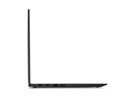 Lenovo ThinkPad X1 Carbon G9 left (open)