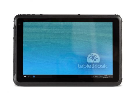 TufTab i10XT Rugged Tablet (front)