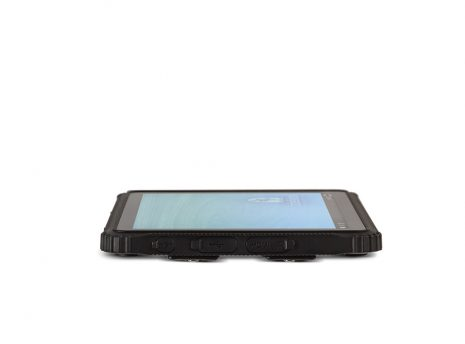 TabletKiosk TufTab i10XT Rugged Tablet (left)