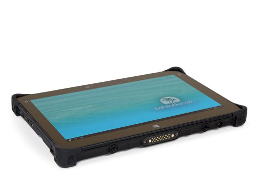 Ares TufTab T11X rugged tablet (flat)