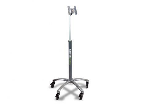 TK2Go Mounting Pole on wheels